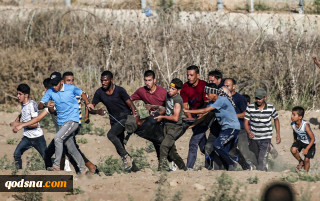 Israeli forces kill two Palestinian teens in Gaza