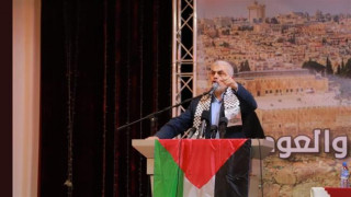Israel fomenting sectarian strife in Mideast to marginalize Palestinian cause: Sinwar
