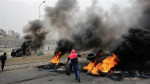 Stones, teargas fly as Lebanese protesters clash with soldiers in Tripoli  2