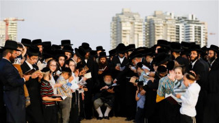 Israeli rabbi arrested for holding women, children as slaves