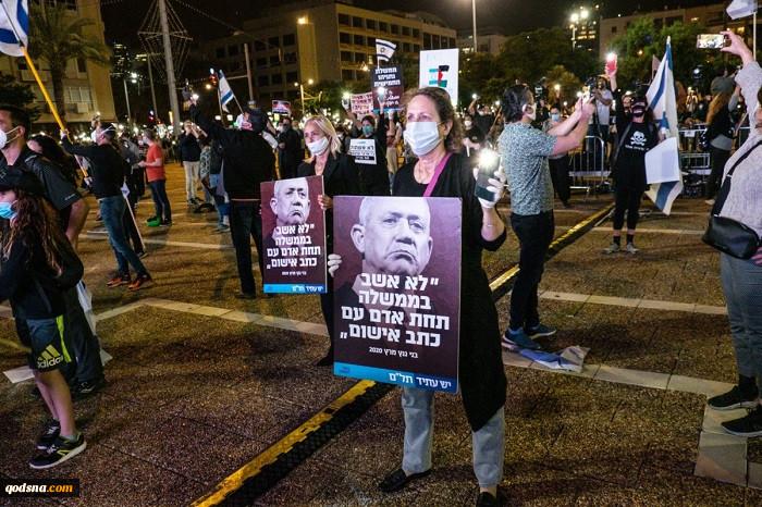 گزارش اختصاصی قدسناتشدید بحران اقتصادی رژیم صهیونیستی در موج دوم کرونا آیا اقتصاد اسرائیل ظرفیت تحمل پیامدهای طرح الحاق را دارد؟ 5