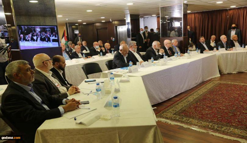 قدسنا گزارش می دهد:فضای مثبت وحدت در صحنه سیاسی فلسطین ادامه واکنشها به نشست گروههای فلسطینی در بیروت 2