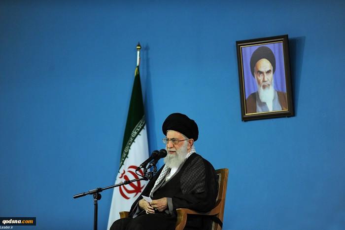 قدسنا گزارش می دهد:بازخوانی سخنرانی مهم رهبر معظم انقلاب اسلامی در شهریورماه 1394 چرا رژیم صهیونیستی 20 سال آینده را نخواهد دید؟ + فیلم  2