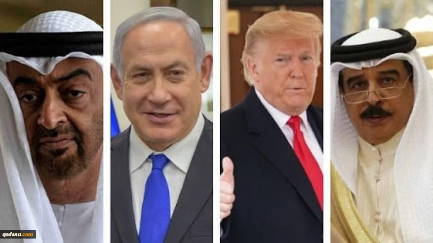 ابراز خرسندی منابع عبری:امارات و بحرین در حمایت از فلسطین از اروپاییها عقب افتادند 2
