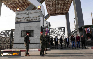 Hamas, Egypt talk about opening Rafah crossing permanently