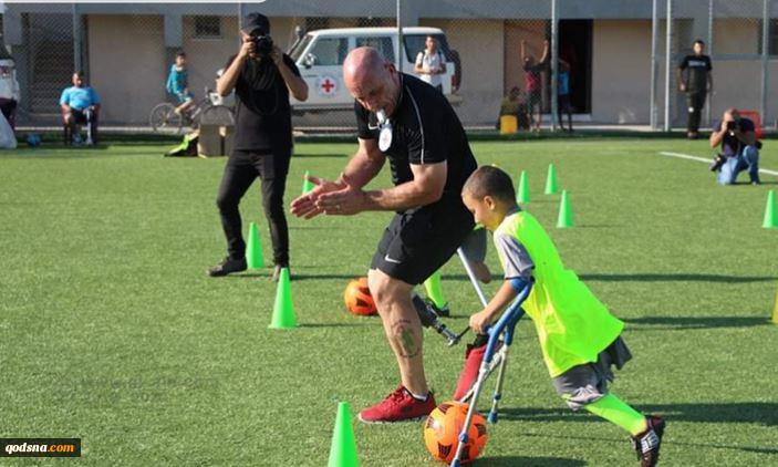 مهمترین اخبار ورزشی فلسطینلیگ باشگاههای فوتبال غزه از 20 نوامبر آغاز میشود عضویت فلسطین در کنفدراسیون بین المللی فوتبال معلولان تشکیل نخستین تیم فوتبال نوجوانان معلول در غزه + تصاویر 5