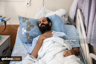 Red Cross: A Palestinian captive on hunger strike is in critical condition