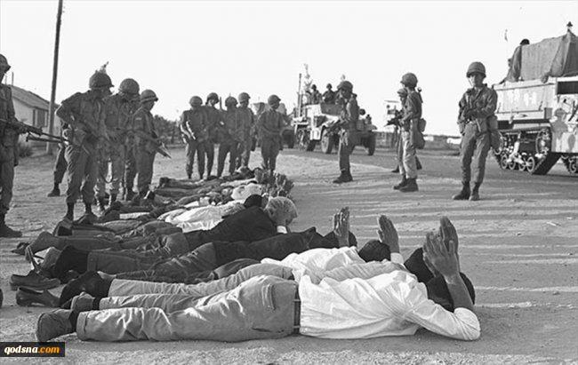 قدسنا گزارش می دهد؛مهمترین وقایع تاریخی فلسطین در ماه نوامبر؛ از قطعنامه بالفور تا قتل عام خانیونس 2