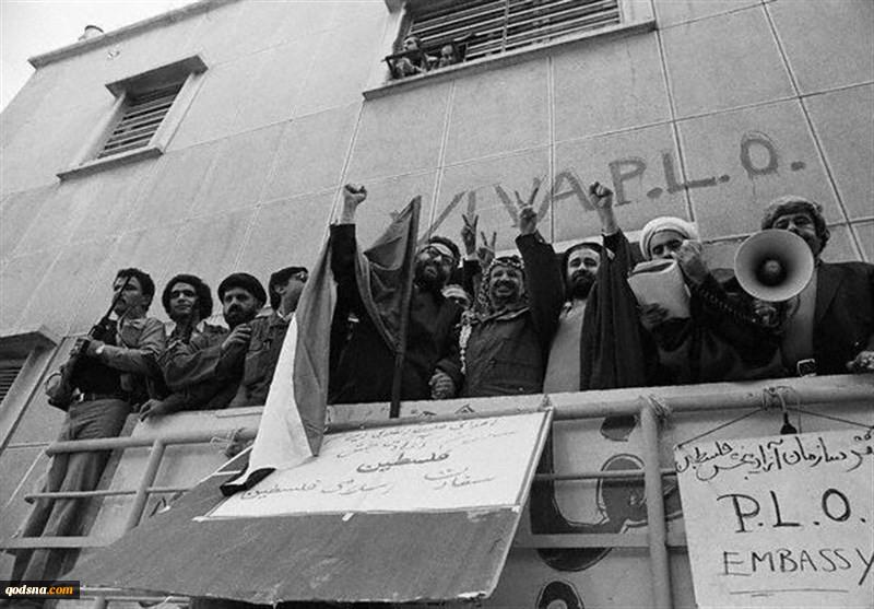 به مناسبت سالروز افتتاح سفارت فلسطینانقلاب اسلامی و اقدام انقلابی افتتاح نخستین سفارت فلسطین در جهان 4