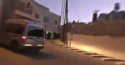 Minutes after mistake shot at Israeli drill in al-Khalil